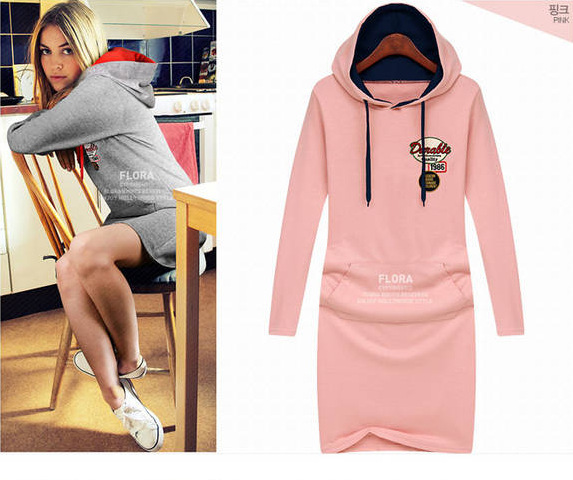 Ladies Pink Hoodie Promotion-Shop for Promotional Ladies Pink ...