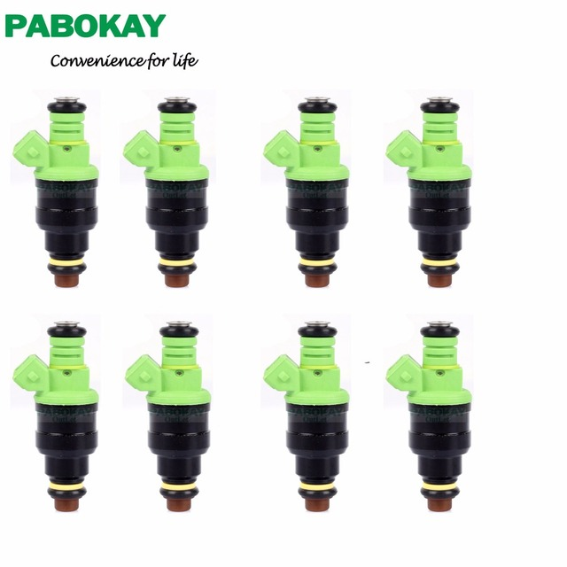 8 pieces x 42lb 440cc EV1 Fuel Injectors for GM LT1 LS1 LS6 for Ford  Mustang SOHC DOHC-in Fuel Injector from Automobiles & Motorcycles on