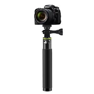 Image 3 - LBKAFA Palo de Selfie de 7,1 a 31,5 pulgadas trípode monopié impermeable, soporte portátil para Gopro Hero 8 7 6 5 SJCAM SJ4000 SJ5000 SJ6 DJI