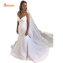 Sunzeus Bride Dresses Backless Wedding Dresses