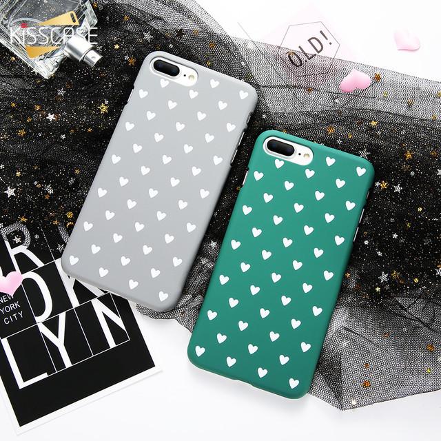 Silikónový obal pre telefóny iPhone X a ďalších 7 modelov – Love Case