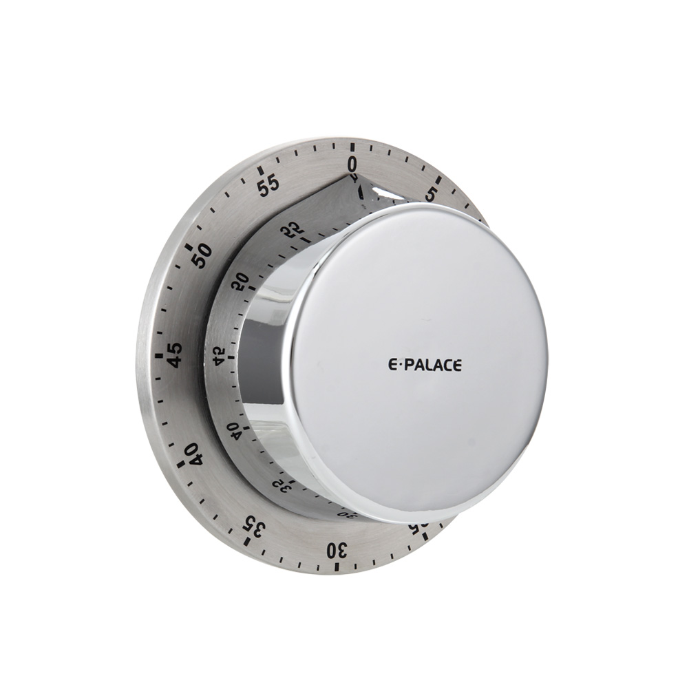 Manual Loud Alarm Kitchen Cooking Timer With Magnet Sound Home Baking Washing Mechanical 60 Minutes Countdown Timers 8