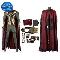 Far From Home SpiderMan Mysterio Halloween Costume for Kids Man Halloween Cosplay Men's Superhero Sets Suit Anime Cloak Sets