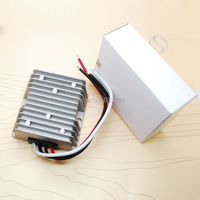 LOW PRICE 240W 20A DC DC Converter 48V To 12V Top Sales For Golf Cart