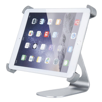 High Quality X Style Adjustable 360 Rotatable Aluminum Alloy Desktop Holder Table Stand For 9 7