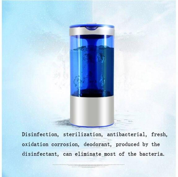 Desinfektionsmittel Maker Startseite 2l Desinfektion Oxidation Korrosion Sterilisation Deodorant Pestizid Erniedrigender Frische Antibakterielle