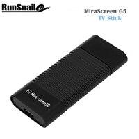 5ชิ้นใหม่ล่าสุดMiraScreen G5ไร้สายD OngleทีวีติดWIFI 2.4กรัมHDMI 1080จุดHDการเชื่อมต่อทีวีพีซีมาร์ทโฟนหรือIPadไปยั...