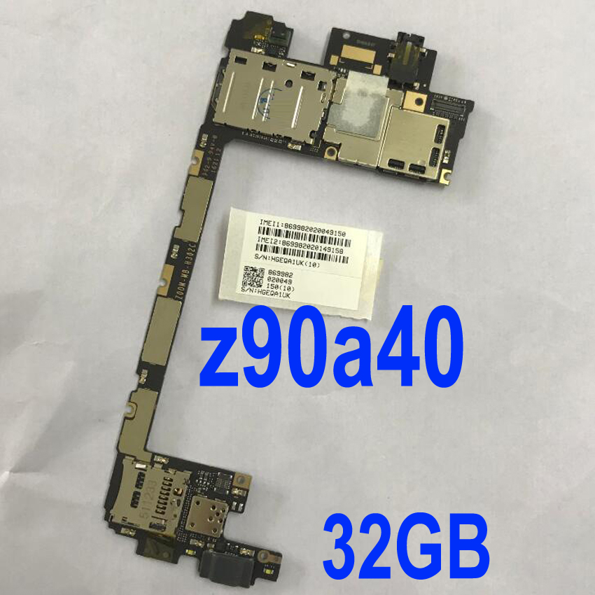 Original New Mobile Electronic Mainboard Motherboard Circuits Fee Flex Cable For Lenovo Vibe shot Z90 Z90