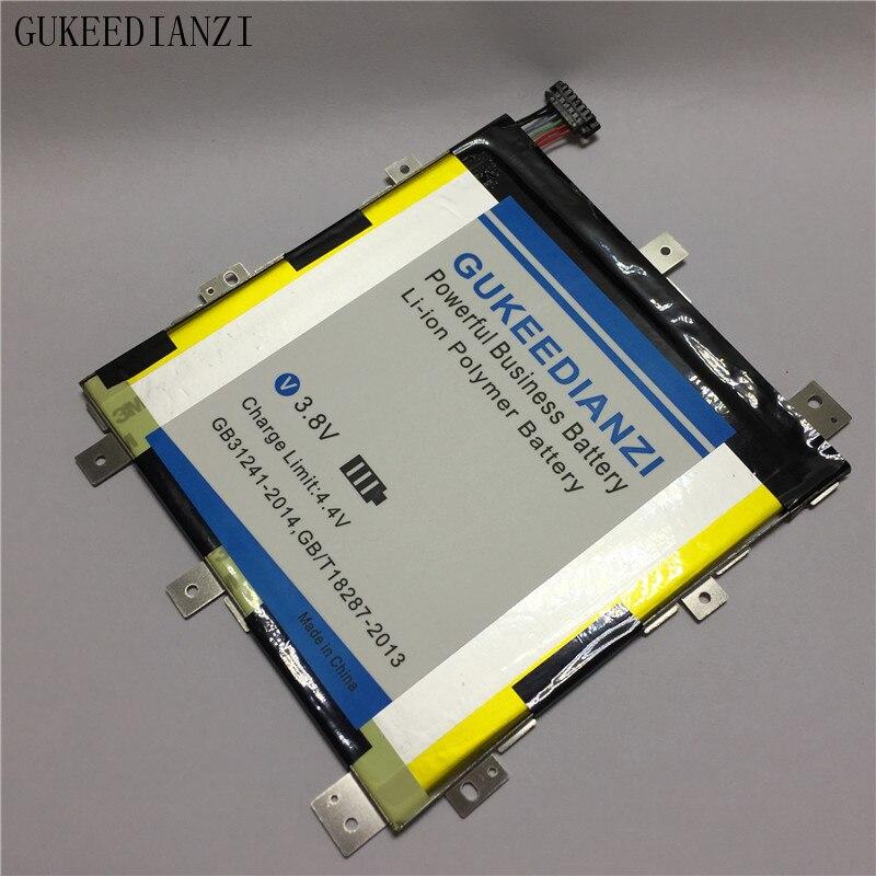 AnpassungsfäHig Gukeedianzi C11p1426 100% Neue Wiederaufladbare Tablet Batterie 4000 Mah Hohe Kapazität Für Asus C11p1426 Li-ion Polymer Batterien Schnelle Farbe Tablet-akkus & Backup-stromversorgung