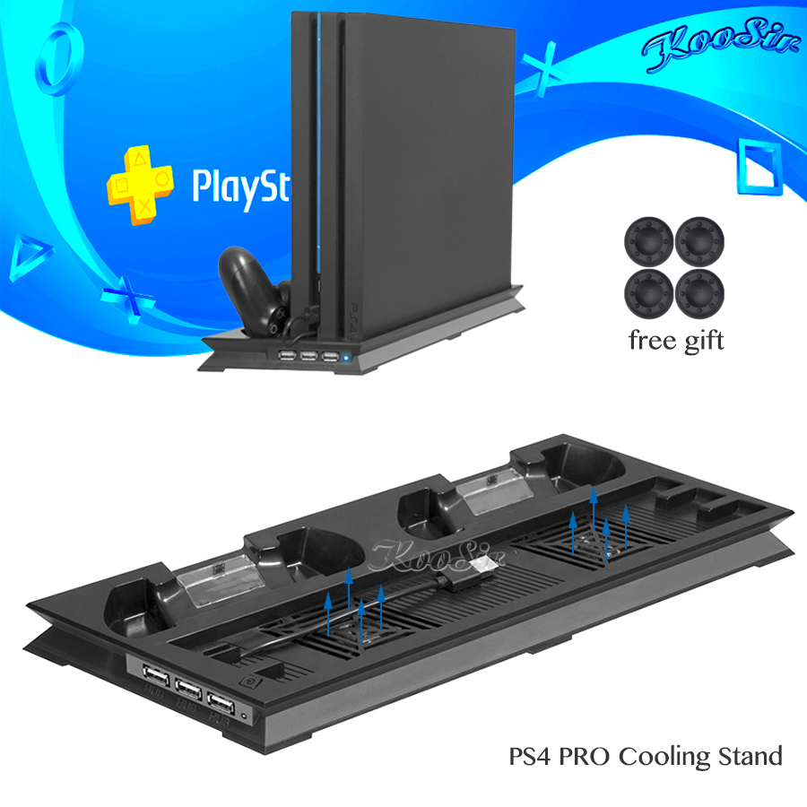 ps4-pro-console-stand-vertical-cooling-fan-cooler-holder-ps-4-controller-charging-dock-station-for-font-b-playstation-b-font-4-pro-4-caps