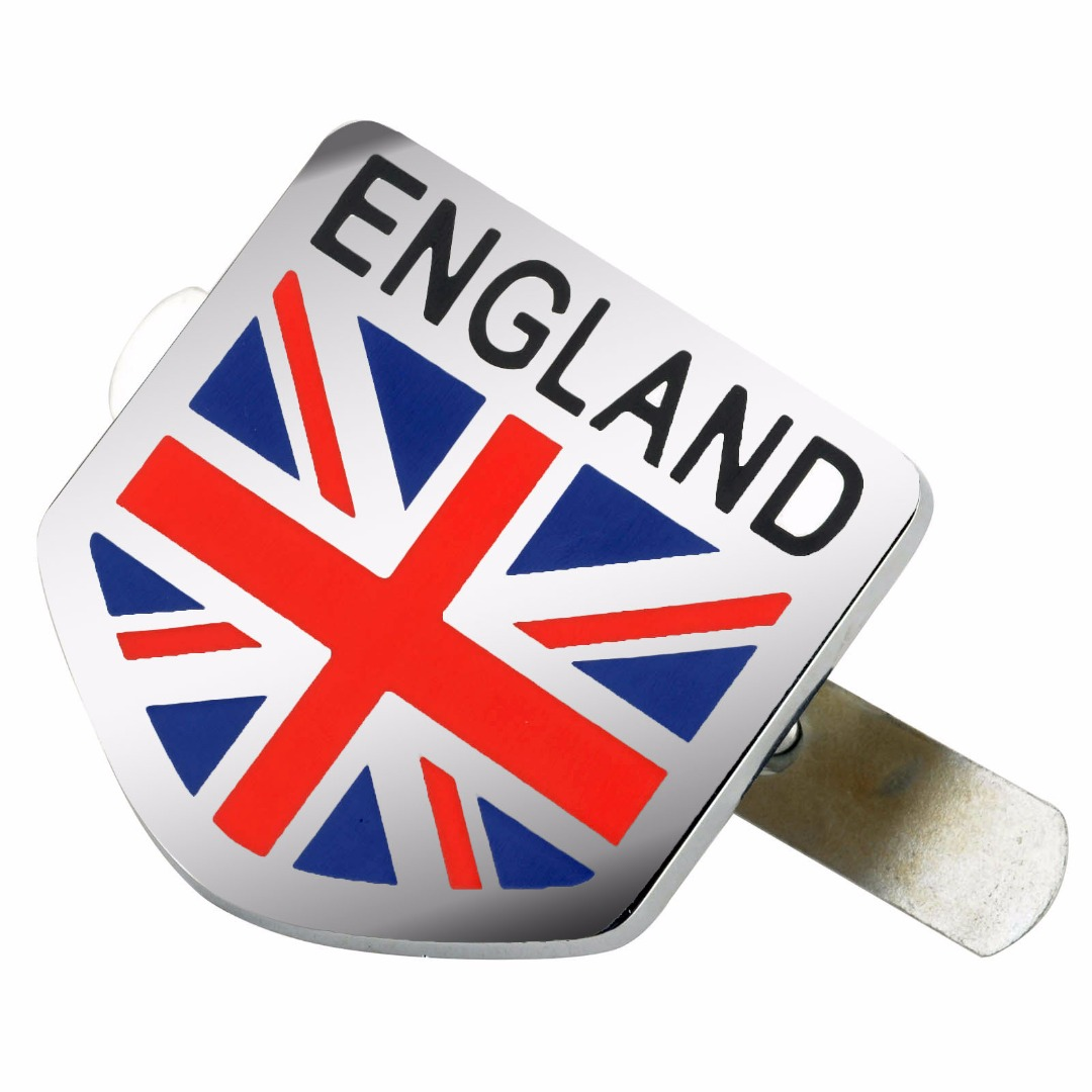 3D Metal UK Flag Emblem England Logo Badge Sticker Car Front Grille Grill Decal Sticker Car Styling Decoration metal red st front grille sticker car head grill emblem badge chrome sticker for ford fiesta focus mondeo auto car styling