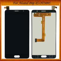 High Quality For Alcatel One Touch Pop 4S 5095 OT5095 5095B 5095I 5095K LCD Screen Display