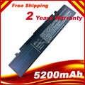 AA-PB4NC6B batterie d'ordinateur portable Pour Samsung R60 plus R65 Pro R610 R70 R700 R710 X360 X460 X60 X65 Plus Pro NP-P50 NP-P60 NP-X60