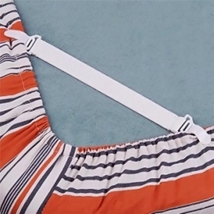 4 х простыня чехол для матраса одеяла захваты Клип держатель крепеж упругие набор пластиковые зажимы и крепеж для ремни