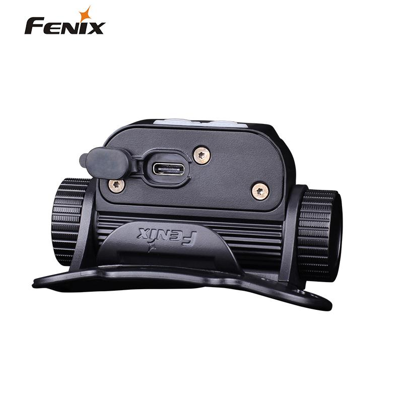 Image 5 - Fenix HM65R 1400 Lumen Dual Beam USB Rechargeable Headlamp with Spotlight and Floodlight-in Headlamps from Lights & Lighting