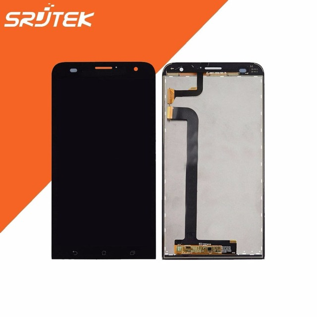 """LCD Display and Touch Screen Digitizer Assembly For Asus zenfone 2 Laser 5.5"""" ZE550KL Me550kl Z00LD"""