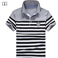 Brand 2016 Mens Polo Shirt Short-Sleeve Patchwork Poloshirt Men Polo Homme Slim Mens Clothing Camisas Hooded Camisa Polo Shirt