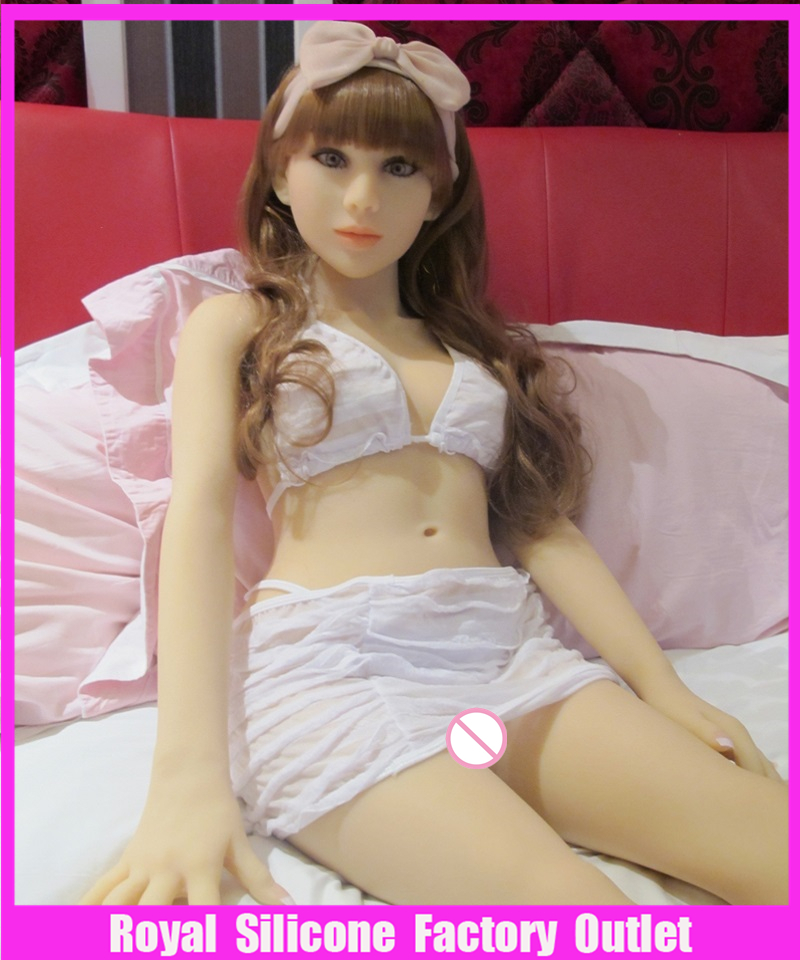 125cm Top quality oral silicone love font b doll b font metal skeleton font b sex