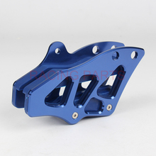 CNC alminium Rear Chain Guide Guard protector protection For YZF250 YZF450 07-16 YZ125 YZ250 08-16 MX Motocross