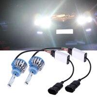 6000k Super Bright Car Headlights H7 LED H8 H11 HB3 9005 HB4 9006 H1 70W 7000lm