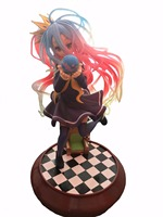 Anime Action Figures Inspired by No Game No Life Shiro PVC 20 CM Model Toys Doll Toy