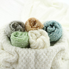 150*100cm Knit Bobble Wraps Mini Small Ball Wraps Newborn Baby Photography Backdrops Background Newborn Fotografia Blanket Props