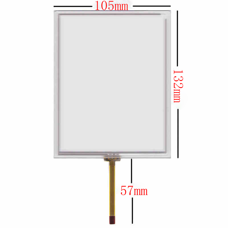 NEW 5.7 inch For Launch X431 GX3 Master Touch Screen glass digitizer glass
