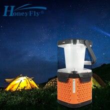 HoneyFly G1 מלח מים LED מנורת פנס מלח טעינה ים מים נייד נסיעות אור חירום מנורת USB קמפינג טיולים חיצוני