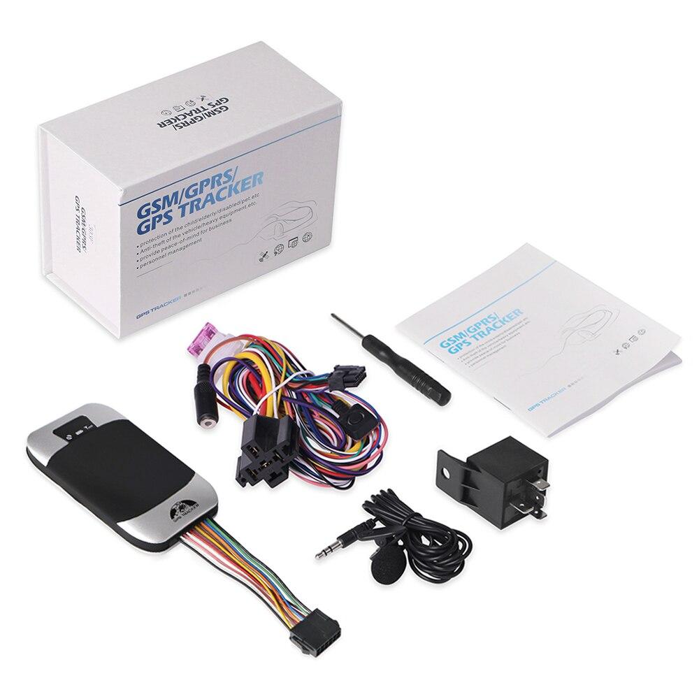 10 pièces Imperméable de Voiture de Traqueur de GPS Coban TK303F Découpent le Carburant D'alarme De Survitesse Traqueur de Véhicule GPS Localisateur APPLICATION Gratuite (iOS et Android)