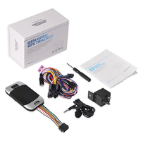 10pcs Waterproof GPS Tracker Car Coban TK303F Cut Off Fuel Overspeed Alarm Vehicle Tracker GPS Locator Free APP (iOS & Android)|GPS Trackers| |  -