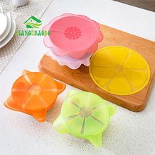Reusable Silicone Food Wraps Seal Cover