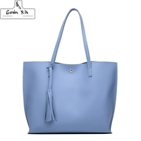 Wholesale 2017 New Women Messenger Shoulder Bag Portable Leisure Simple Handbags Women Casual Tote Bag