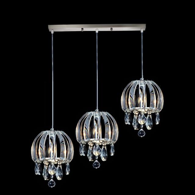 Crystal Pendant Light Fixtures