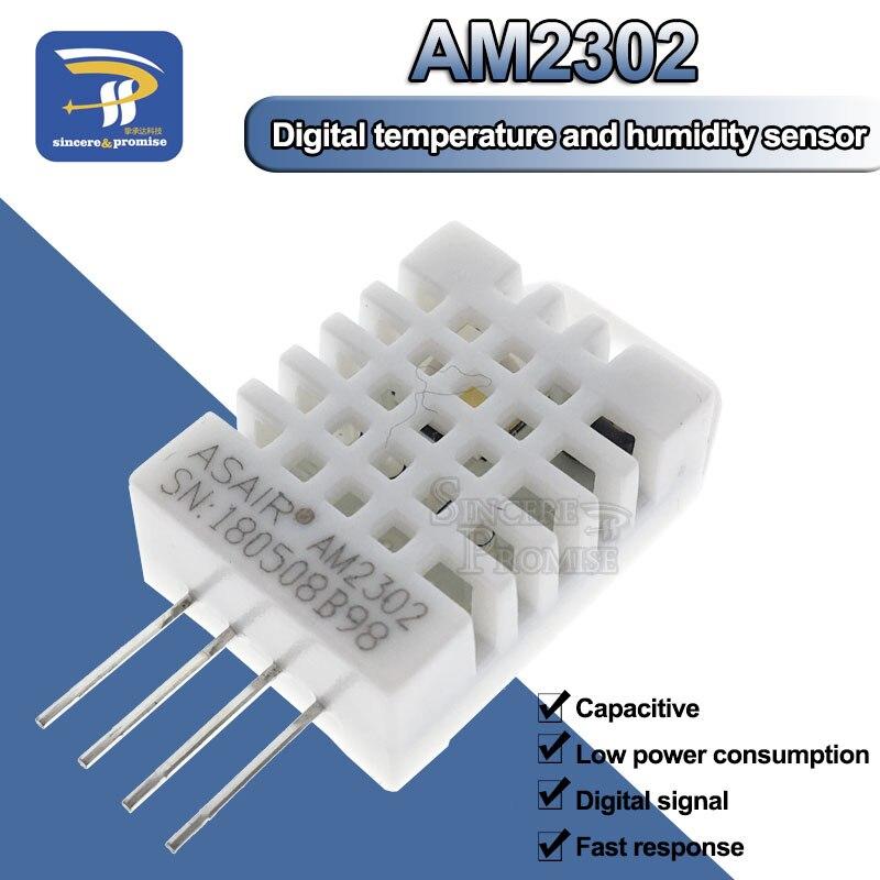 1 шт. DHT22 цифровой датчик температуры и влажности Модуль температуры и влажности AM2302 Заменить SHT11 SHT15