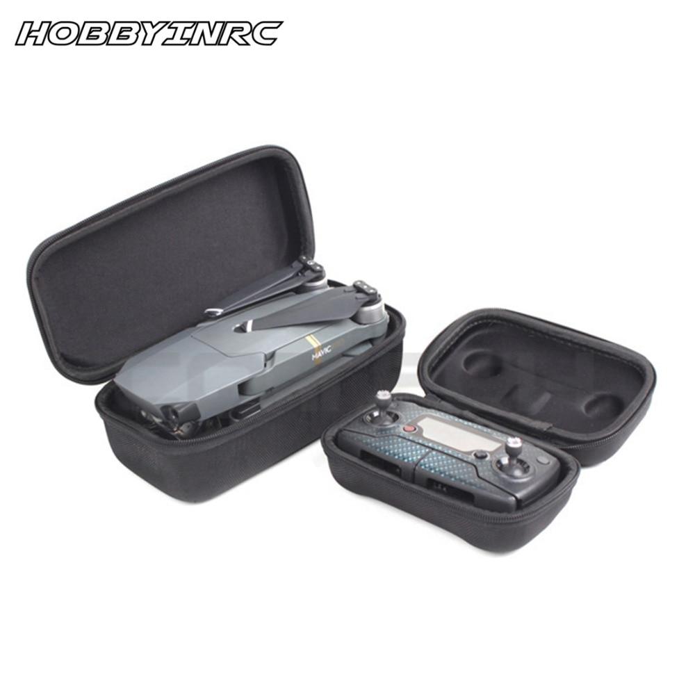 Set HOBBYINRC 2Pcs Set de telecomandă / Bag de corp Drone Hardshell - Camera și fotografia
