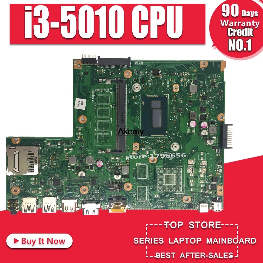 X540LA  laptop Motherboard I3-5010 CPU For ASUS X540L X540LJ X540LA Mainboard test 100% ok 90NB0B00-R00030X540LA  laptop Motherboard I3-5010 CPU For ASUS X540L X540LJ X540LA Mainboard test 100% ok 90NB0B00-R00030