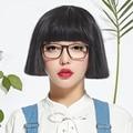 New Retro Clássico Estilo Estrela Elegante Óculos de Armação Das Mulheres Dos Homens Óculos de Computador Óculos de Armação de óculos Óptica Óculos