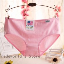 Panties for Women New Arrival Fashion Sexy Cotton Underwears Female Comfortable Breathable Girl Briefs Knickers 16 Colors M XL