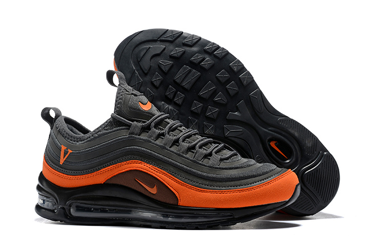 big sale 8ece7 d0b1a 2019 New Arrival Undefeated X Nike Max 97 Men's Running Shoes Sports  Outdoor Sneakers Nike Air Max 97 UL '17 Men's Original