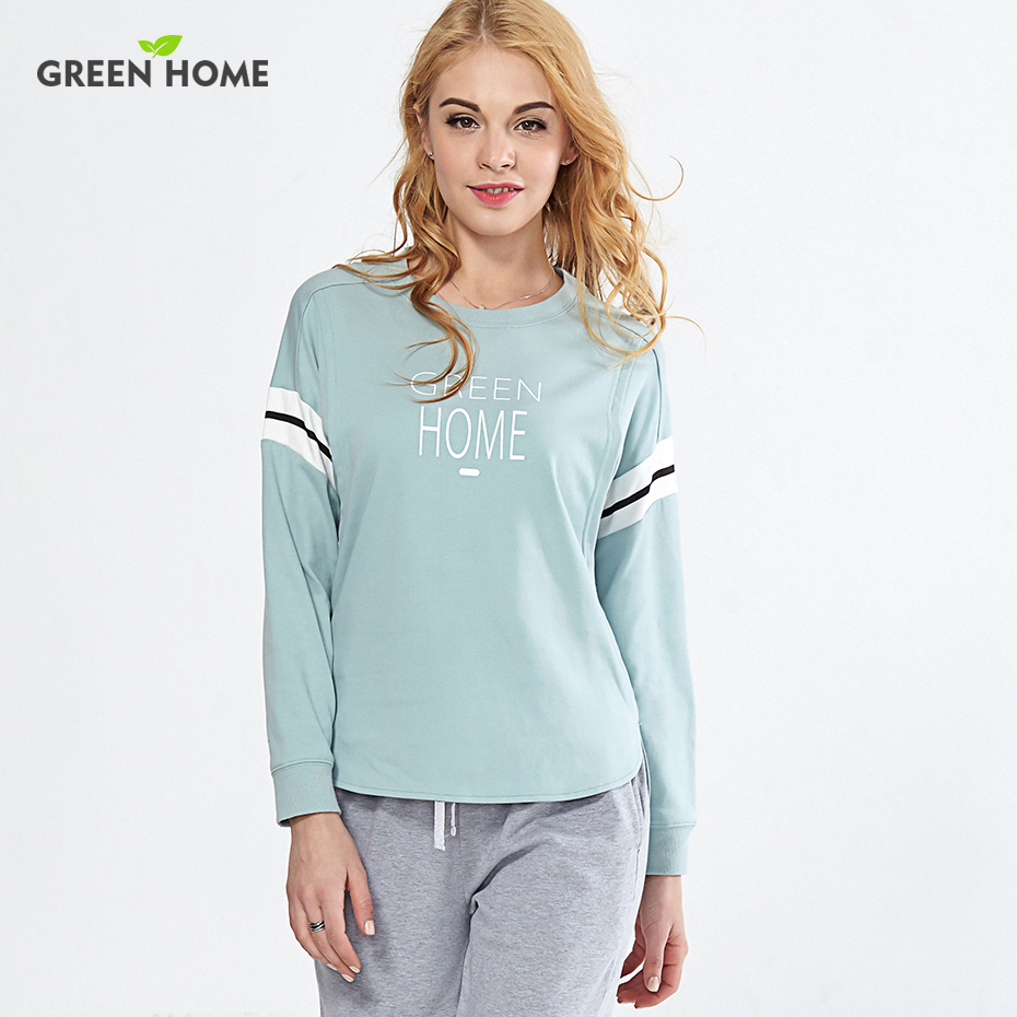 Green Home Pregnancy Pajamas Sets Pajamas for Pregnant Women Soft Cotton Breastfeeding Clothes Nursing Sleepwear Set sexy v neck silk material pajamas set in green