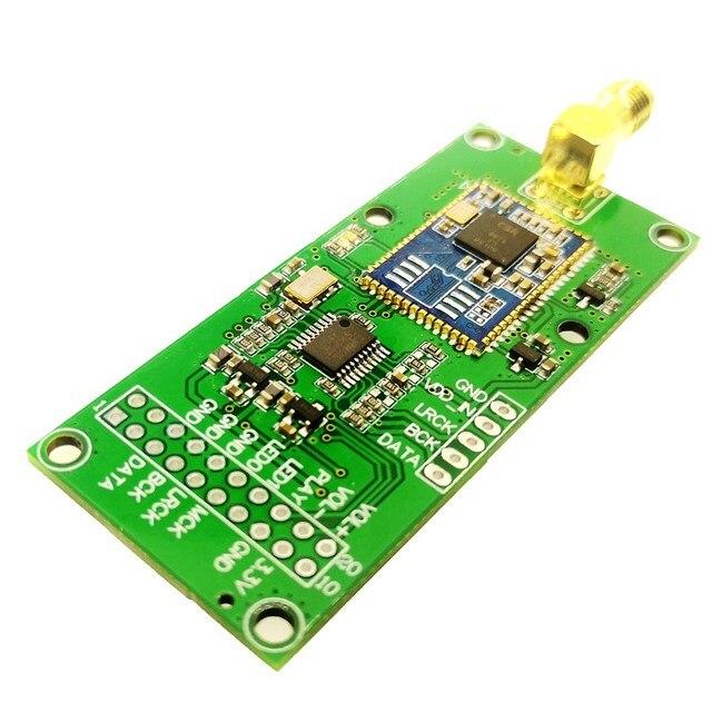 Interfaz digital PA212 Bluetooth 5,0, salida de audio, módulo LDAC CSR8675 IIS I2S