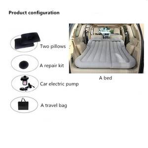 Image 5 - CARSUN 175*135CM Car Bed Camping Car Mattress Inflatable Auto Travel Bed Colchon Inflable Para Auto      Inflatable Car Mattress
