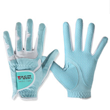 Women's Microfiber Pair Golf Gloves
