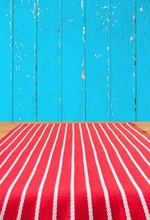 Laeacco Blue Vintage Wood Stripe Floor Baby Scene Photography Background Customized Photographic Backdrops For Photo Studio