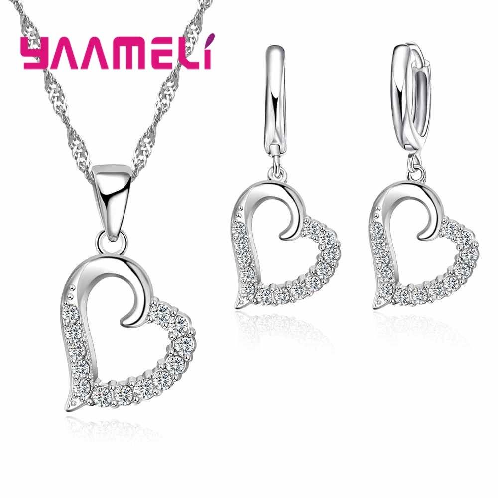 Simple Love Heart Jewelry...