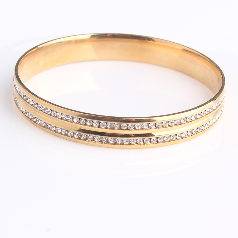 8mm Gold Color Silver...