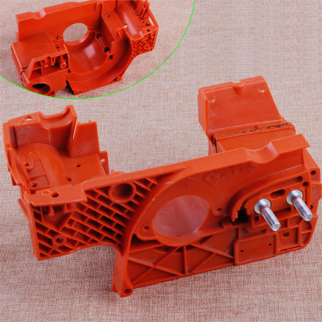 LETAOSK Crankcase Engine Housing Oil Tank Fit For HUSQVARNA 137 142 Chainsaw Part 530071991