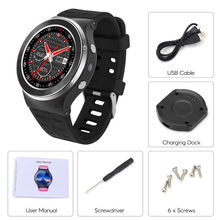 S99 GSM 3G Quad Core GPS tracker Android 5.1 Smart Watch With 5.0 MP Camera GPS WiFi Bluetooth V4.0 Pedometer Heart Rate