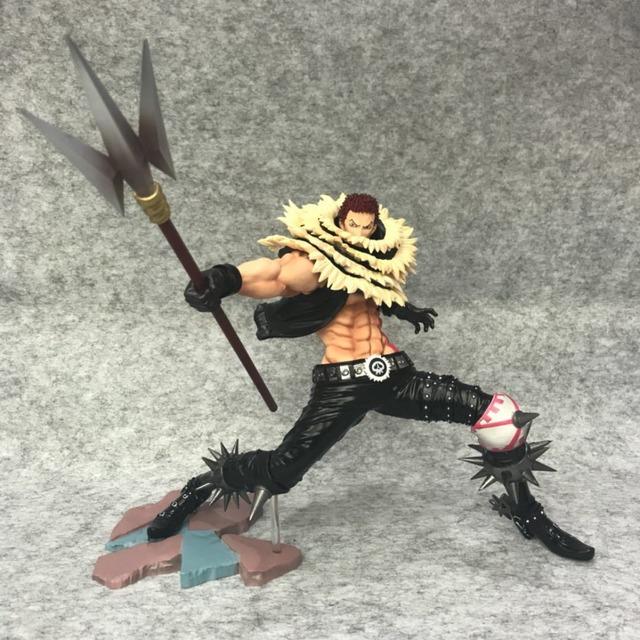One Piece Charlotte Katakuri Figura Coleccionable de PVC