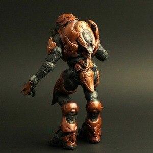 Image 4 - Macfarlane 2012 Halo 4 Portata elite guerrieri 6 pollice action figure modello mostro alieno
